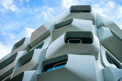 Forward, Design, Future, Futuristic, Architecture