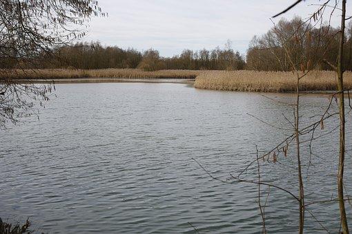 Inn, River, In Nauen, Oberberg, Water