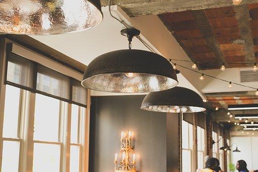 Lights, Loft, Decor, Lifestyle, Brick