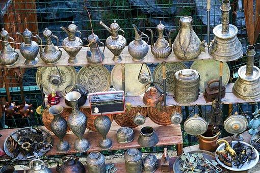 Antique, Gift, Design, Ornament, Silver