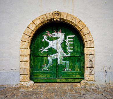 Styria, Graz, Coat Of Arms, Panther