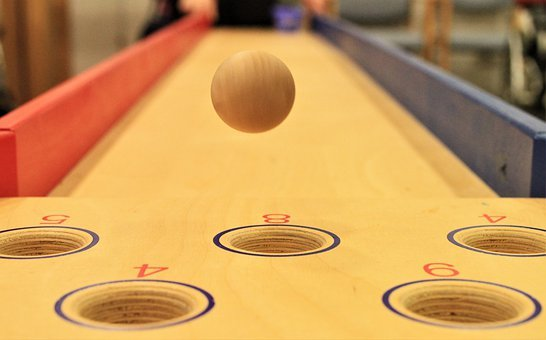Bowling, Ball, Seniors, Pensioners, Wood Bowling Alley