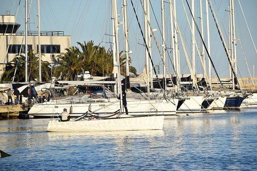 Boats, Porto, Water, Boat, Sea, Ship