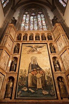 Church, Saint, Catholic, Christ, Christianity, Religion