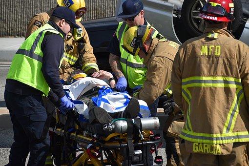 Accident, Victim, Rescue