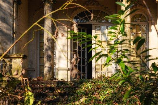 Villa, Input, House, Residence