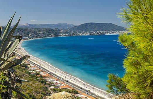 Rhodes, Greek Islands, Resort, Tourism