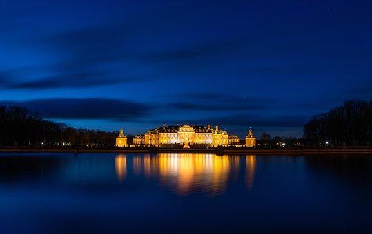 Castle, Schlossgarten, Architecture
