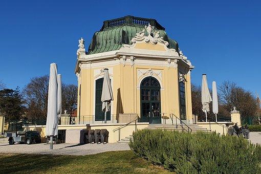 Vienna, Schönbrunn, Building, Historically, Imperial