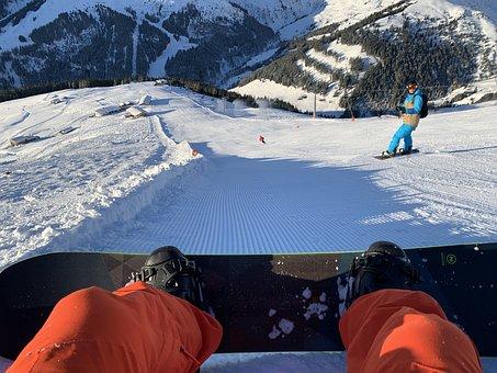 Ski, Vacations, Winter, Skiing, Skiers, Activity