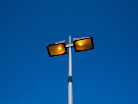 Street Lamp, Sky, Lantern, Lighting