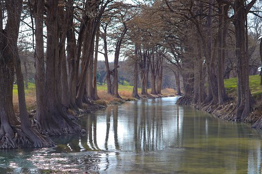 Cypress, Creek, Texas, Hill Country