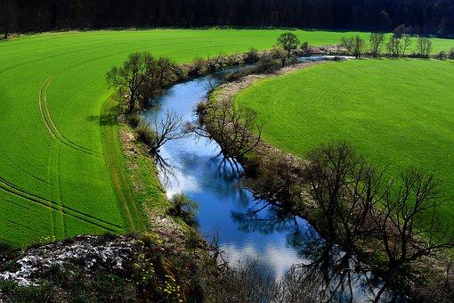 Trail, Danube Valley, Beuron, Danube, Nature, Landscape