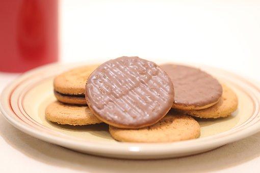 Peanut Cookies, Kids Recipe, Cafe, Watching As