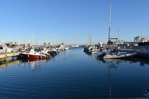 Porto, Boats, Boat, Water, Sea, Ship