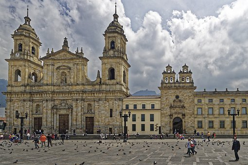 Colombia, Bogotá, Cathedral