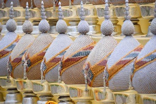Thailand, Gold, Buddhism, Buddha, Asia