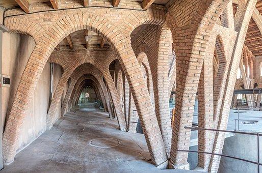 Winery Of Pinell De Brai, Catalan Modernism