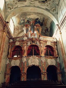 Church, Cathedral, Architecture