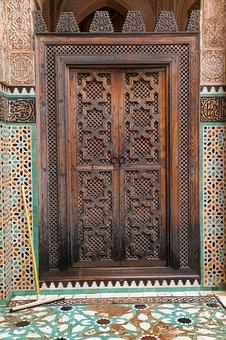 Fez, Fes, Morocco, Colorful, City