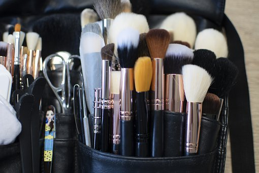 Brush, Makeup, Cosmetics, Schmink Brush, Eye Shadow