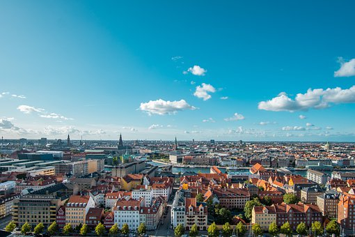 Copenhagen, Denmark, Architecture, Danish, Travel