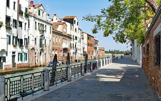 Venice, Secondary Channel, Romantic, Famous