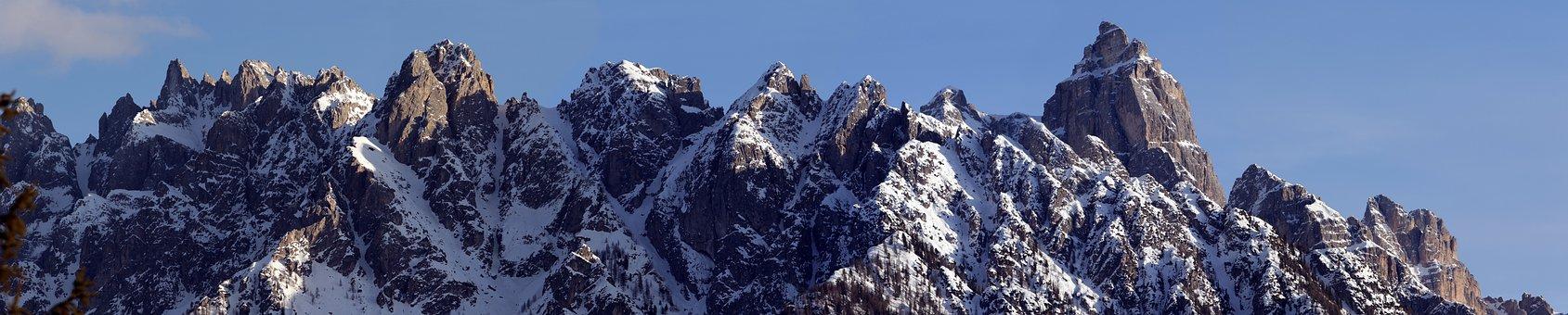 Haunold Massif, South Tyrol, San Candido Innichen
