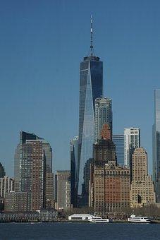 New York, Cities, City, Usa, Manhattan
