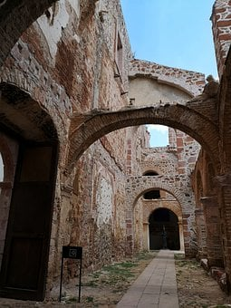 Architecture, Building, Ruin, Old, Medieval, Abandoned