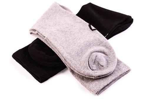 Clothing, White, Pair, Sock, Garment, Fashion, Cotton