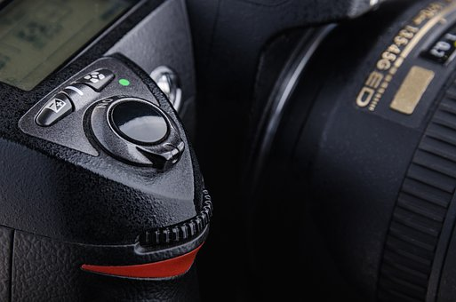 Camera, Lens, Slr, Image, Photography, Equipment