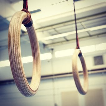 Rings, Gymnastics, Discipline, Sports, Athlete, Sport