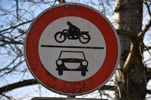 Shield, Auto, Motorcycle, Traffic, Road, Drive