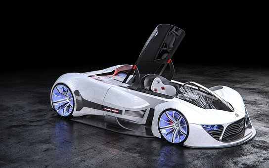 Car, Concept, Vehicle, Auto, Speed, Transportation