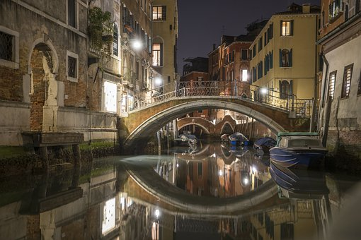Venice, Italy, Water, Vacations, Architecture, Channel