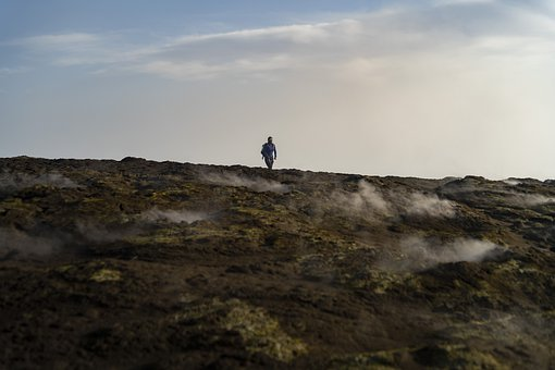 Steam, Volcano, Etna, Sicyly, Crater, Sulfur, Volcanism