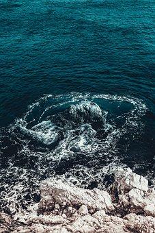Sea, Roche, Ocean, Rocks, Water, Beach