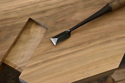 Japan, Japanese, Craftsmanship, Wood, Wooden, Carpenter