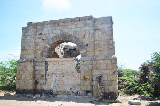 Abandoned, Dhanushkodi, Old Railway Station