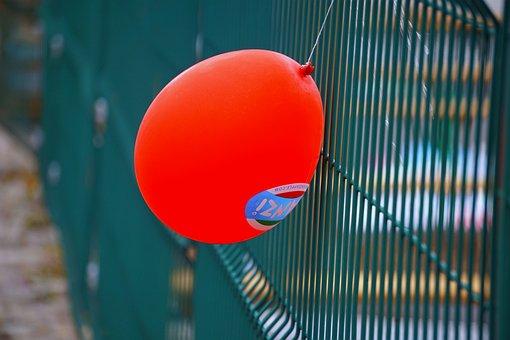 Balloons, Fair, Games, Colors, Air, Children, Plastics