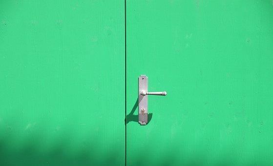 Abstract, Color, Door Handle, Door, Box, Handle