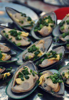 Mussels, Eat, Market, Food, Delicious, Fish, Seafood