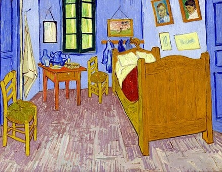 Post Impressionist, Post Impressionism, Fine Art, Blue