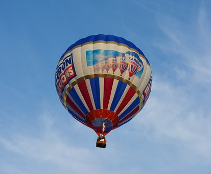 Balloon, Hot Air Balloon, Sky, Air, Fly, Fun, Travel