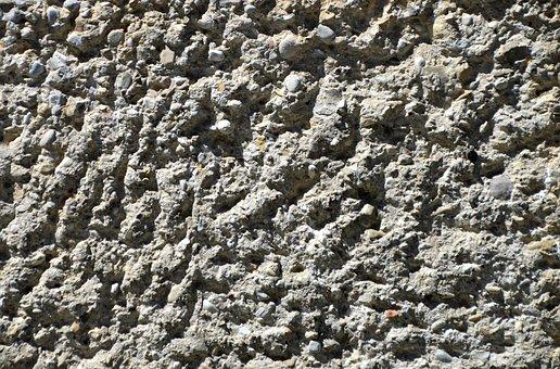 Gross Concrete, Texture, House Construction