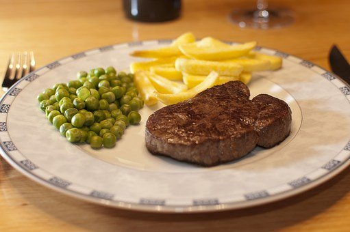 Steak, Menu, Main Course, Meal, Meat, Plate, Eat, Beef