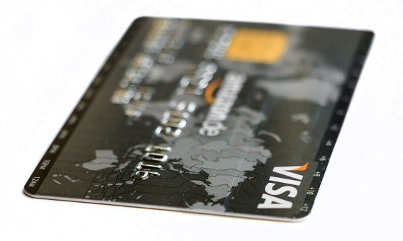Visa, Credit Card, Credit, Business, Money, Card