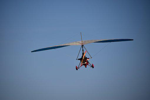 Sailor, Sail, Motorsegler, Fly, Motor Gliders, Sport