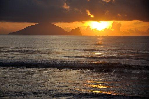 Ilan, Wushi Harbor, Sea, Sunrise